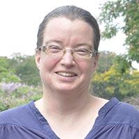 Photo of Christine Kreye