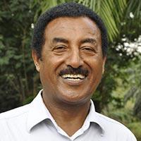 Photo of Abebe Menkir