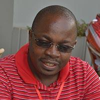 Photo of George Mahuku