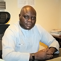 Photo of Patrick Adebola