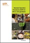 Thumbnail of St andard Operation Procedures (SOP) for IITA in vitro genebank document