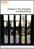 Thumbnail of Cassava in vitro processing and genebanking document