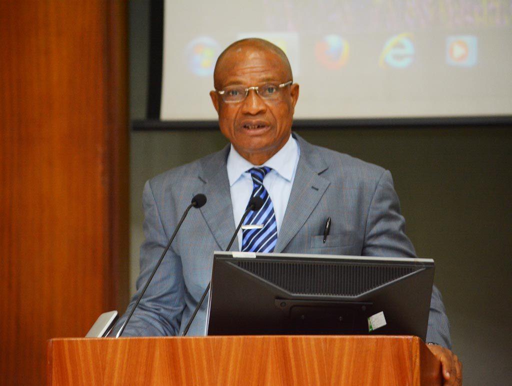 Picture of Jonas Chianu, Principal Agricultural Economist, AfDB