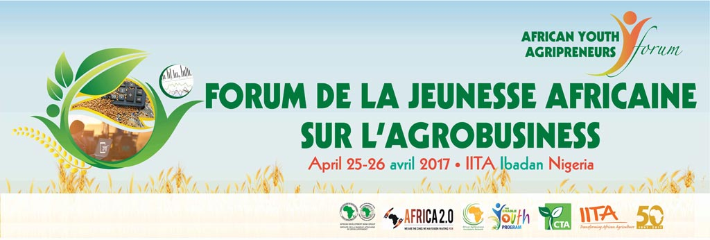 Poster of African Youth Agripreneurs Forum