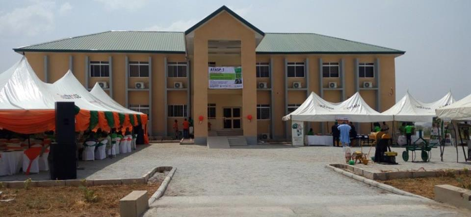 Picture of The Youth Training Center in Abuja.