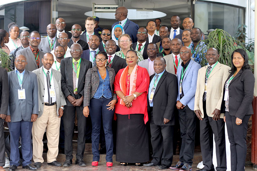 IITA, the African Development Bank and partners, hold meeting for regional action against highly destructive Fall Armyworm in East Africa