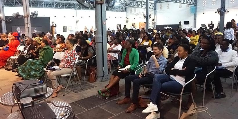 Empowering Congolese women: IITA participates in UN Women's conference