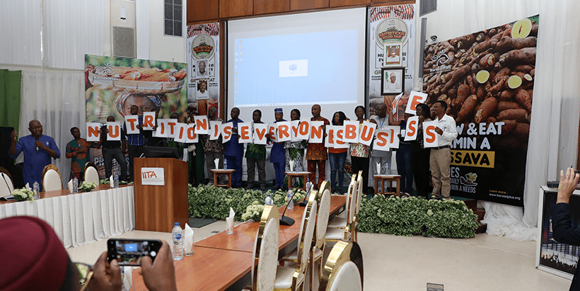 Nutritious Food Fair 2019 calls for intensified efforts to ensure adequate nutrition for everyone