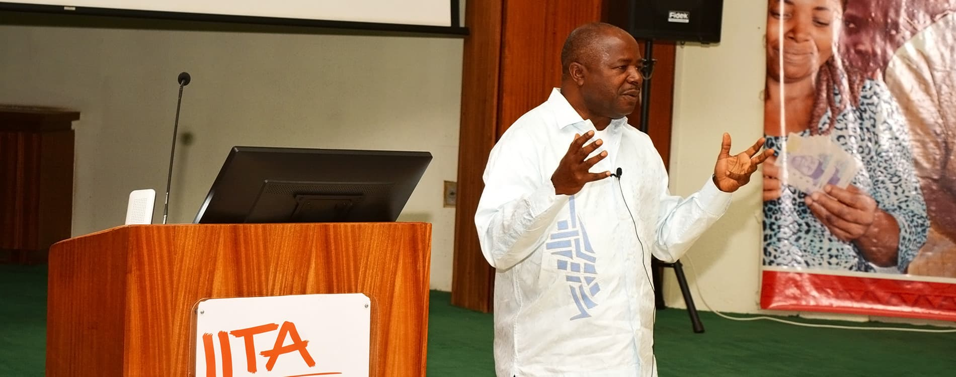 Combating COVID-19-induced shortfalls: IITA reveals strategy to strengthen financial health and secure research goals