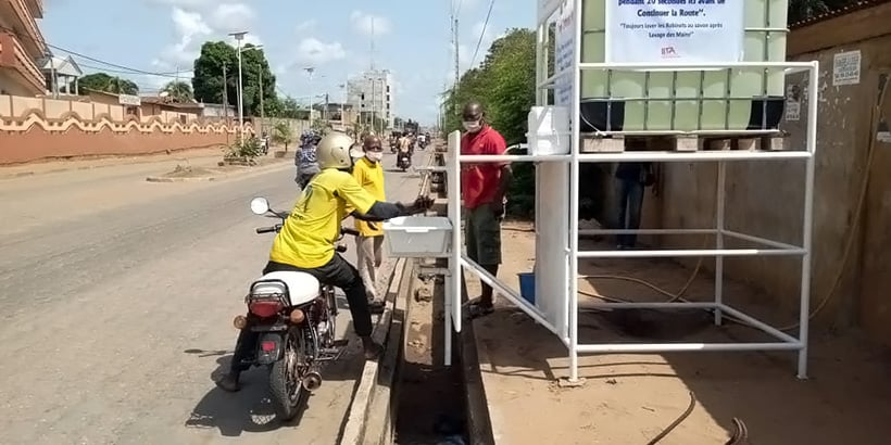 Fighting together: IITA stations respond with innovations