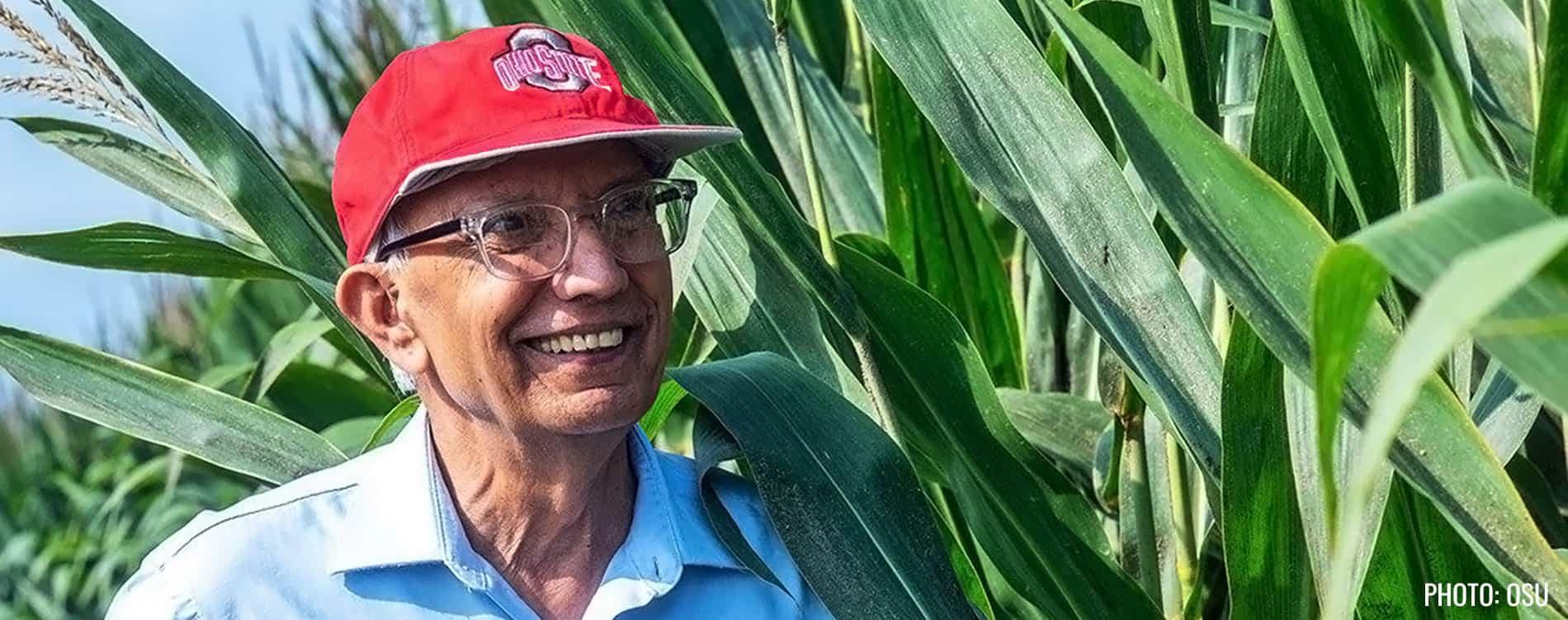 IITA alumnus Dr Rattan Lal