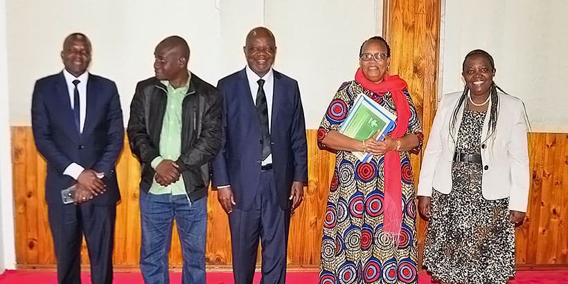 Top Tanzanian officials