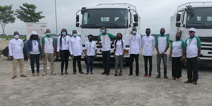 African seed system gets a boost with purchase of 18-ton trucks to ease quality seed delivery to farmers (Photos) - Brand Spur