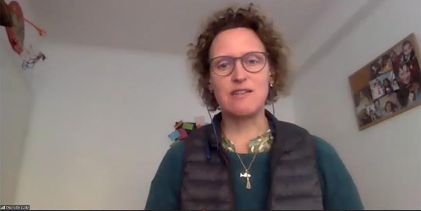 Dr Charlotte Lusty, Head of Programs, Coordinator of the CGIAR Genebank Platform, Global Crop Diversity Trust, Germany.