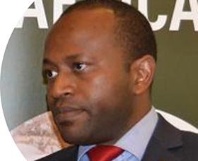Mr Ibrahim Gourouza, Chief Operating Officer, Grow Africa, African Union Development Agency–New Partnership for Africa's Development (AUDA–NEPAD)
