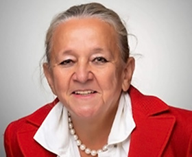 Prof Laurette Dubé, Chair and Scientific Director, McGill Centre for the Convergence of Health and Economics, FCI-Africa