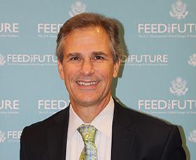 Mr Mark Huisenga, Senior Program Manager, Bureau for Resilience & Food Security, United States Agency for International Development (USAID)
