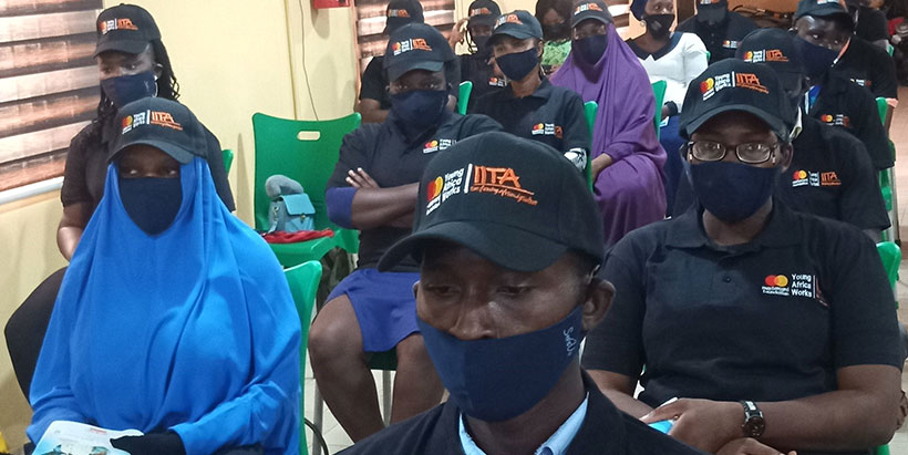 Young Africa Works-IITA commences multilocation training for 40,000 youth