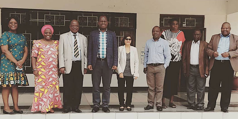 Agriculture PS identifies priority collaboration areas with IITA to improve Tanzanian agriculture