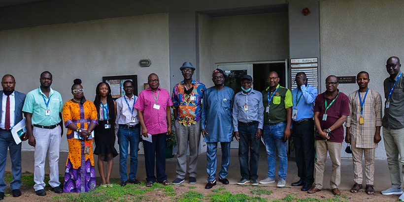 Incoming BoT member commends IITA's work in upscaling research for impact