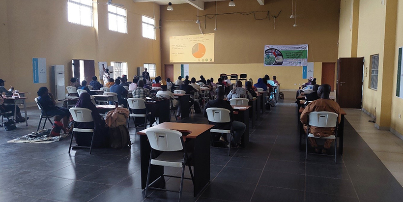 IFAD-funded Zero Hunger project trains 116 Nigerian extension agents on good agronomic practices and data management