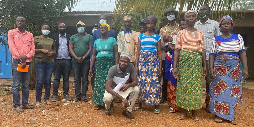 TAAT Cassava Compact establishes two cassava processing factories in Togo